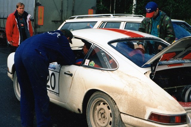 911historic1000lakesrally